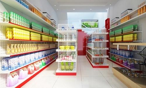 Có nên sử dụng dịch vụ setup siêu thị mini, cửa hàng tạp hóa...