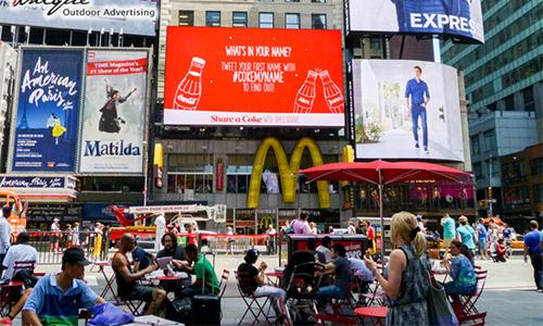 6 xu hướng quảng cáo ngoài trời sẽ lên ngôi trong năm 2018