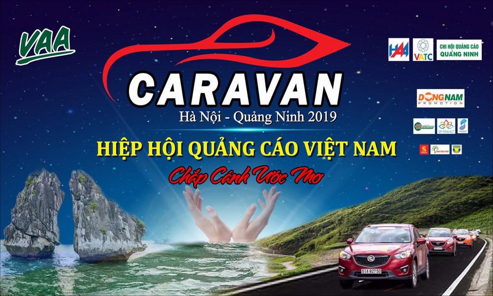 """Chương trình Caravan """"Chắp cánh ước mơ"""" Hà Nội - Quảng Ninh 2019"""