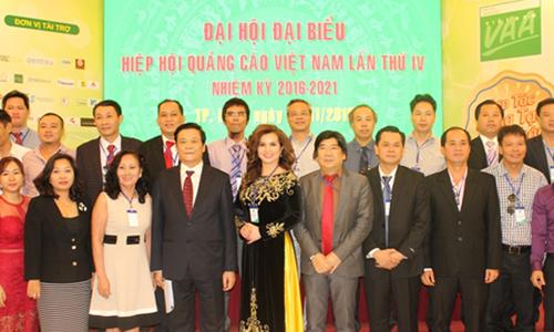 Hiệp hội Quảng cáo Việt Nam tổ chức thành công Đại hội lần thứ IV