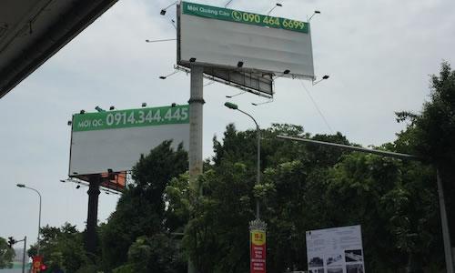 Hiệp hội Quảng cáo Việt Nam đề xuất phương án dỡ biển quảng cáo trái phép tại Hà Nội