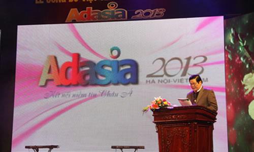 Việt Nam khởi động đại hội quảng cáo AdASIA 2013