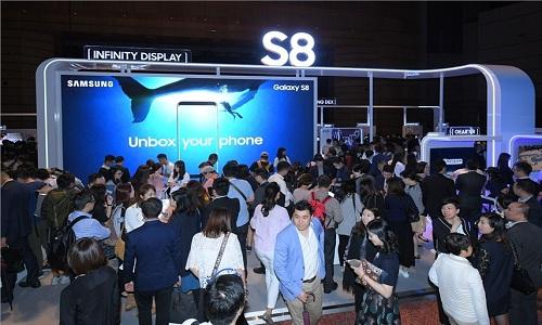 Samsung đặt nhiều kỳ vọng vào Galaxy S8