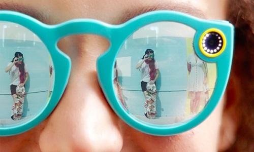 Kính mát tích hợp camera - Spectacles của Snap Inc. thắng lớn tại Cannes Lions 2017