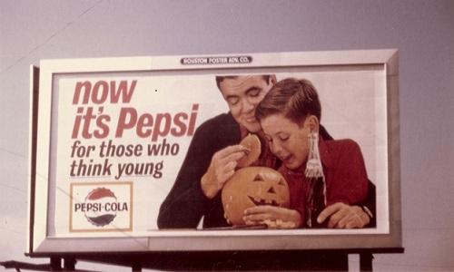 """Pepsi và chiến lược thương hiệu khi là """"người đến sau"""""""