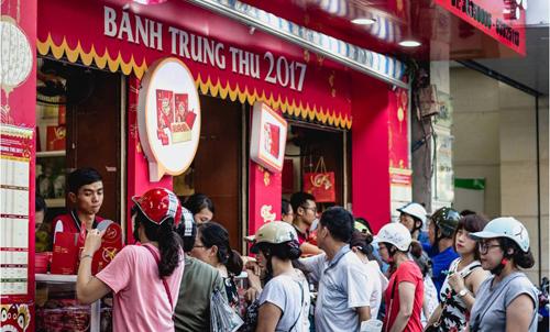 Bánh Trung thu truyền thống tìm hướng cạnh tranh với thương hiệu ngoại