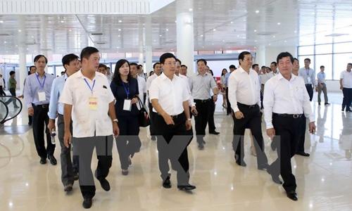 Thành phố Đà Nẵng tạo cảnh quan sạch đẹp đón chào APEC 2017