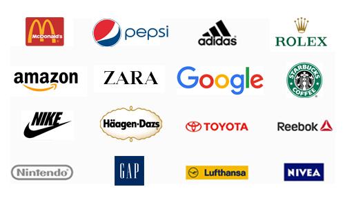 Ý nghĩa bất ngờ sau những tên thương hiệu nổi tiếng thế giới