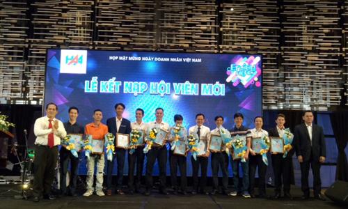 Kết nạp hội viên mới của Hiệp Hội Quảng Cáo Việt Nam