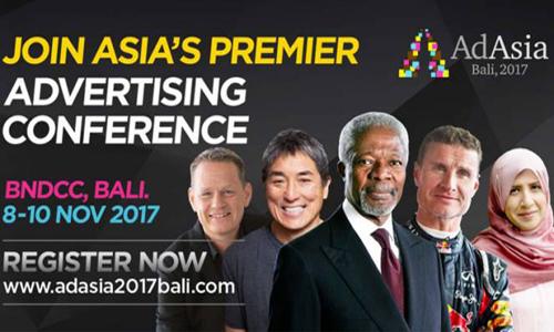 Báo cáo tóm tắt bài thuyết trình của những diễn giả tại AdAsia Bali 2017