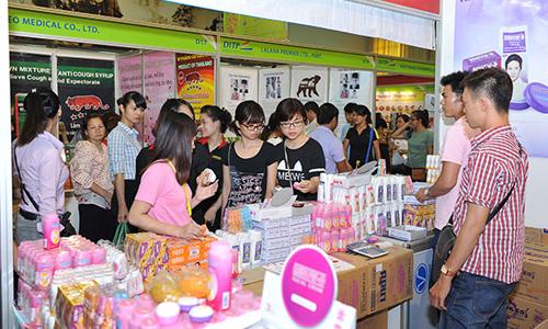 Hội chợ bán lẻ hàng Thái Lan 2018 tại Hà Nội