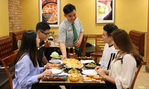 Câu chuyện về thương hiệu Pizza có tốc độ tăng trưởng đầy mạnh mẽ tại Việt Nam