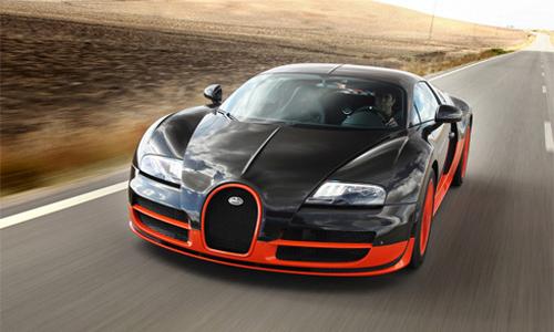 Bugatti - hãng xe của điêu khắc và tốc độ