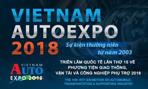 Triển lãm Vietnam AutoExpo 2018