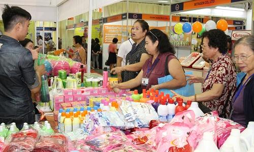 Triển lãm 'Top Thai Brand 2018' trở lại Hà Nội