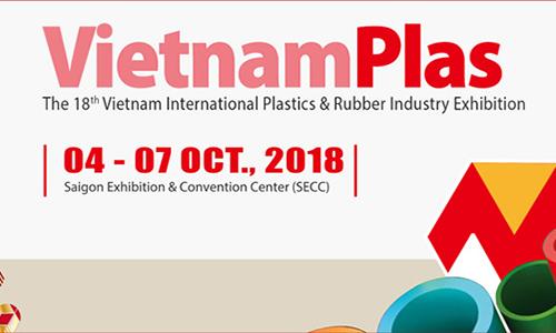 Triển lãm Quốc tế Ngành Công nghiệp nhựa và Cao su 2018