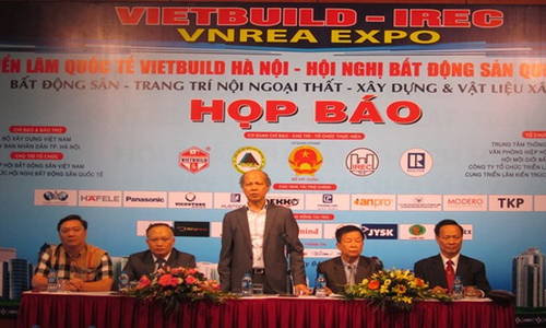 Gần 400 doanh nghiệp tham gia Triển lãm quốc tế Vietbuild