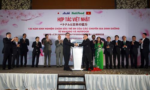 Đại gia thực phẩm Nhật mở liên doanh thâm nhập Việt Nam