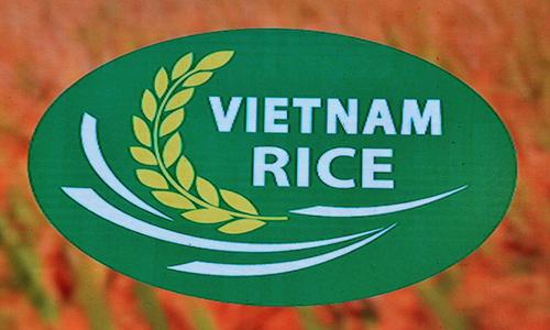 Gạo Việt Nam chính thức có logo thương hiệu