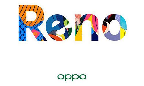 OPPO ra mắt thương hiệu con Reno, logo sặc sỡ và hướng tới giới trẻ