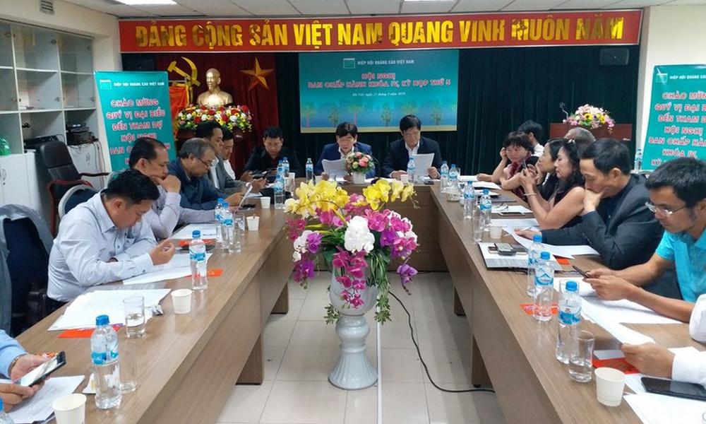 Hiệp hội Quảng cáo Việt Nam tổng kết hoạt động năm 2018
