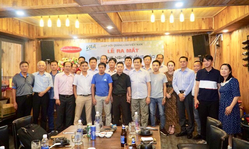 Thành lập Câu lạc bộ Công nghệ Quảng cáo Việt Nam (VATC) và Ban Chủ nhiệm lâm thời