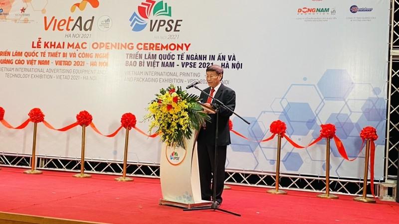 Khai mạc Triển lãm quốc tế VietAd 2021 và VPSE 2021