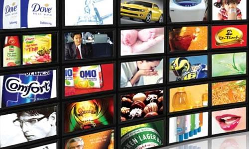 Các hình thức quảng cáo truyền hình
