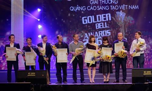 Thông báo kết quả Giải thưởng Quảng cáo sáng tạo Việt Nam Quả Chuông Vàng 2016