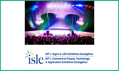 Visit The Largest Sign & LED Exhibition During March 3-6, 2018 in China
