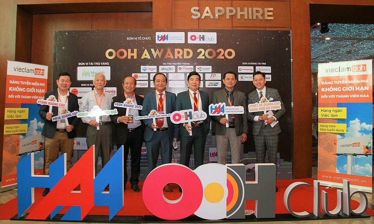 Tư liệu tại sự kiện Giải thưởng OOH AWARD 2020
