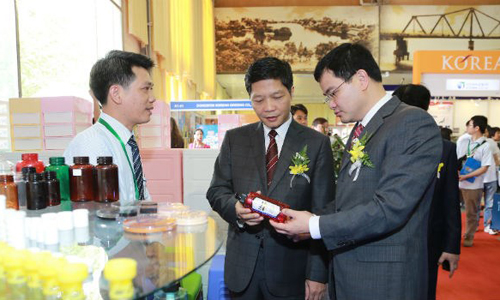 """Nhiều doanh nghiệp lớn """"góp mặt"""" tại Vietnam Expo 2017"""