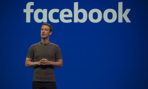 "Mark Zuckerberg - ""Doanh nhân của năm"" 2016"