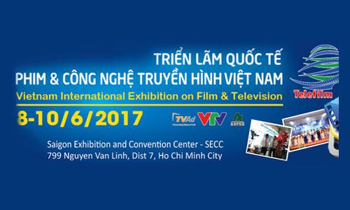 Triển lãm quốc tế phim và công nghệ truyền hình Telefilm 2017