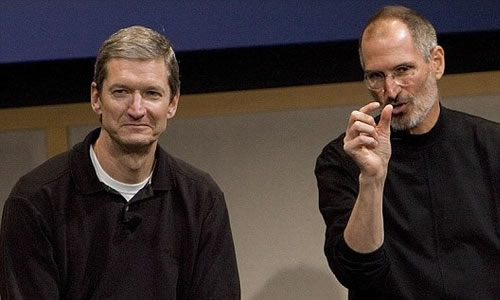 """Tim Cook - """"công thần"""" của Apple"""