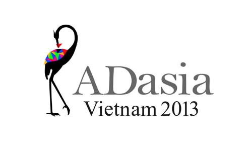 Nguồn gốc và ý nghĩa của logo AdAsia 2013