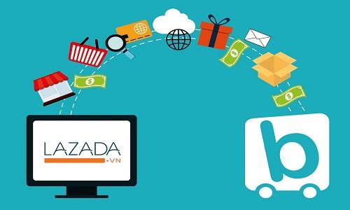 """Bizweb """"bắt tay"""" chiến lược với Lazada, các shop lại được dịp hưởng lợi"""