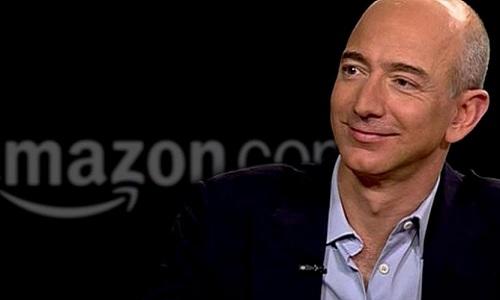 Giàu nhanh kiểu Jeff Bezos