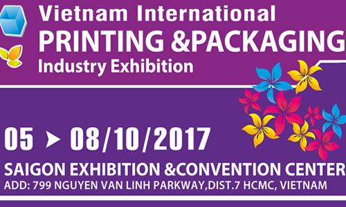 Triển lãm quốc tế chuyên ngành đóng gói bao bì, in ấn và công nghiệp chế biến thực phẩm 2017
