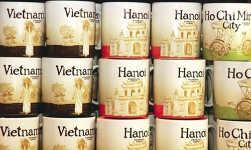 Bất ngờ giá trị thương hiệu Việt Nam
