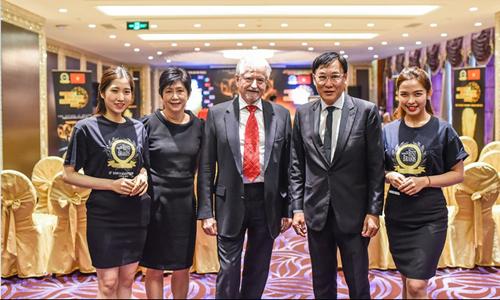 Giải thưởng Thương hiệu xuất sắc thế giới lần đầu đến VN