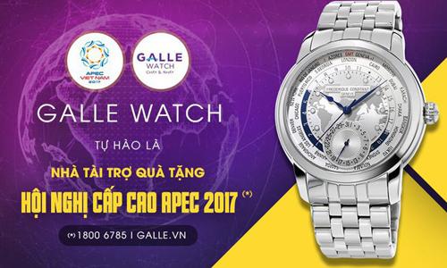 Galle Watch nơi các thương hiệu đồng hồ thế giới chọn mặt gửi vàng