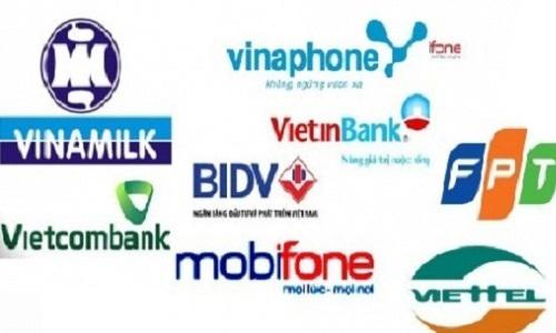40 thương hiệu công ty giá trị nhất Việt Nam