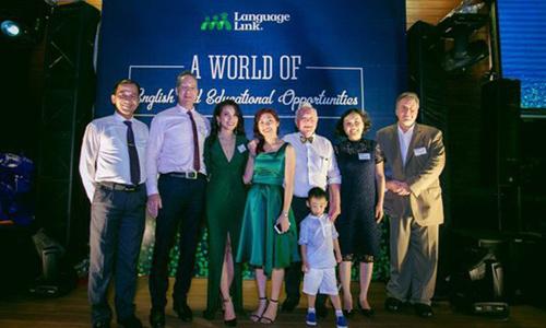 Ra mắt hệ thống nhượng quyền thương hiệu Language Link tại Tp.HCM