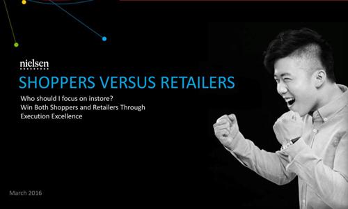 Cần tập trung vào ai tại điểm bán: Người mua hàng hay nhà bán lẻ