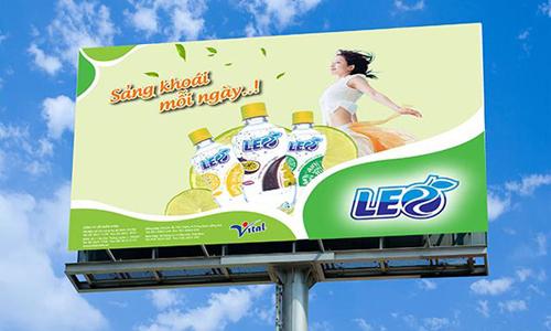 Quảng cáo ngoài trời ở Việt Nam Rất tiềm năng nhưng cũng rất hẹp