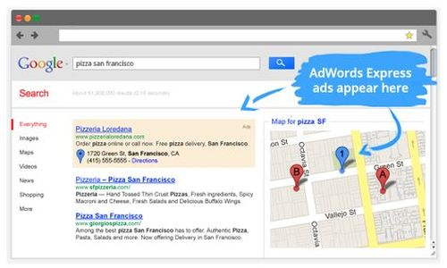 Google tung giải pháp quảng cáo AdWords Express tại Việt Nam