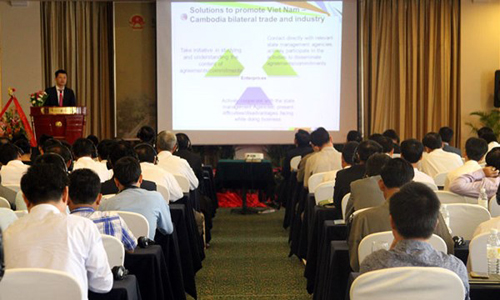 Nhiều dự án của Việt Nam đầu tư tại Campuchia có thương hiệu mạnh