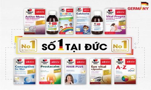 Một trong những thương hiệu được nhiều Nhà thuốc đặt trọn niềm tin