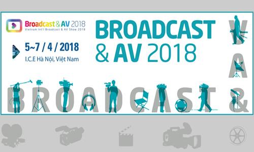 Triển lãm Quốc tế về Phát thanh Truyền hình và Thiết bị Nghe nhìn 2018